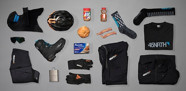 What to Wear for Extreme Winter Cycling at -25º - -10ºF