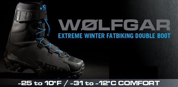 Introducing WØLFGAR - Our Warmest Boot Yet.