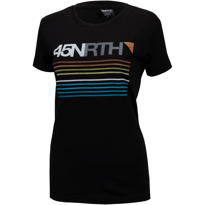 Merino Team Graphic Tee