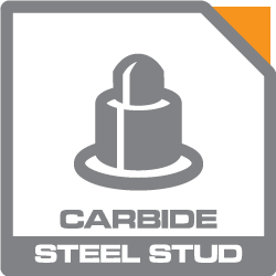 Steel Carbide Studs