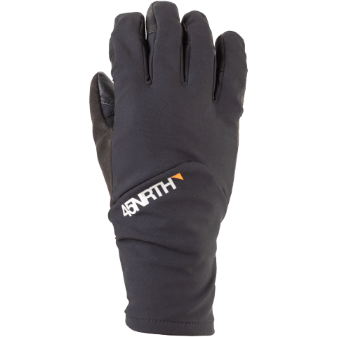 45NRTH Sturmfist 5 Glove - Black - back of hand view