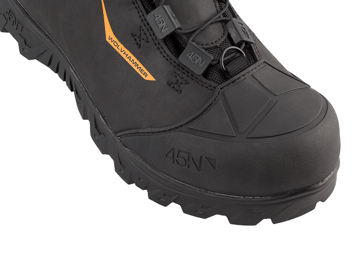 Pair with Gaiters