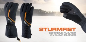 Introducing STURMFIST - Extreme Winter Cycling Glove Collection